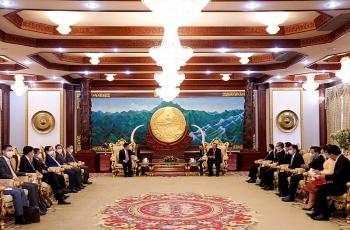 Tăng cường quan hệ vĩ đại, đoàn kết đặc biệt và hợp tác toàn diện giữa Lào - Việt Nam