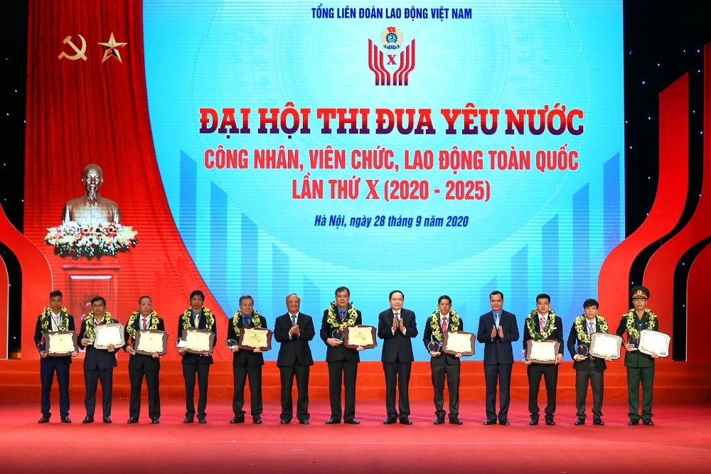 2.020 đại biểu chính thức sẽ tham dự Đại hội Thi đua yêu nước toàn quốc lần thứ X