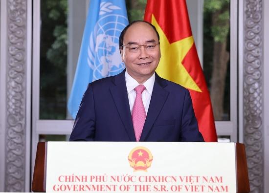 Thủ tướng Nguyễn Xuân Phúc gửi thông điệp về ứng phó với đại dịch Covid-19