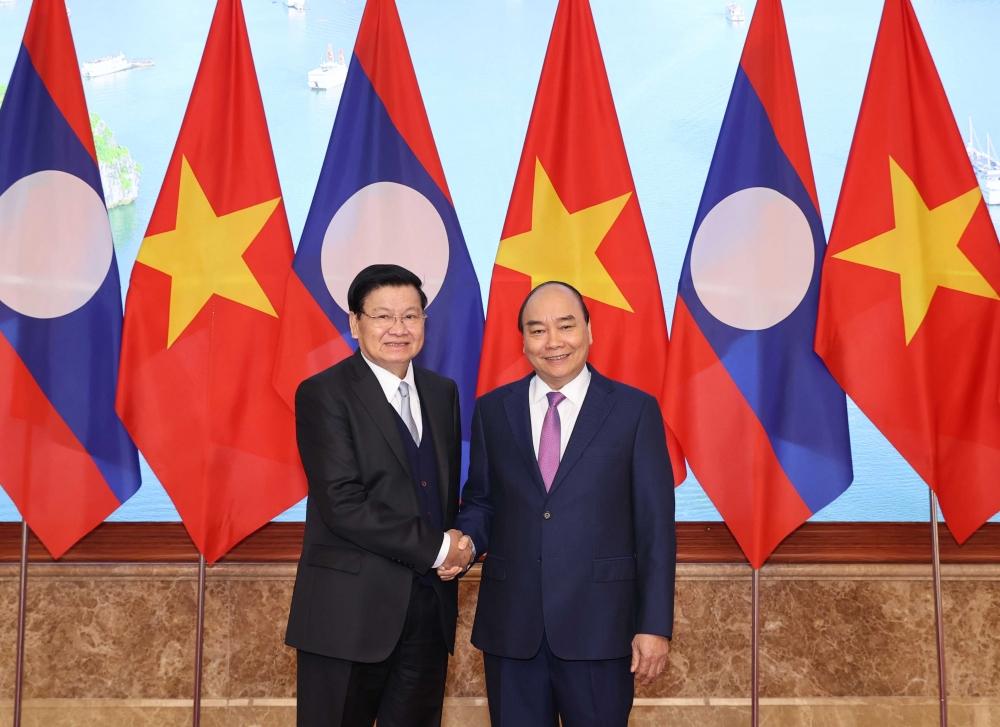Không ngừng củng cố mối quan hệ hữu nghị vĩ đại, đoàn kết đặc biệt và hợp tác toàn diện Việt Nam-Lào