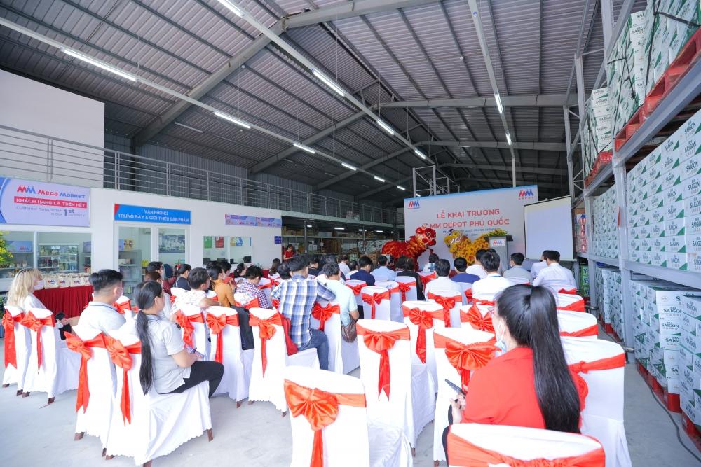 MM Mega Market khai trương địa điểm kinh doanh tại Phú Quốc