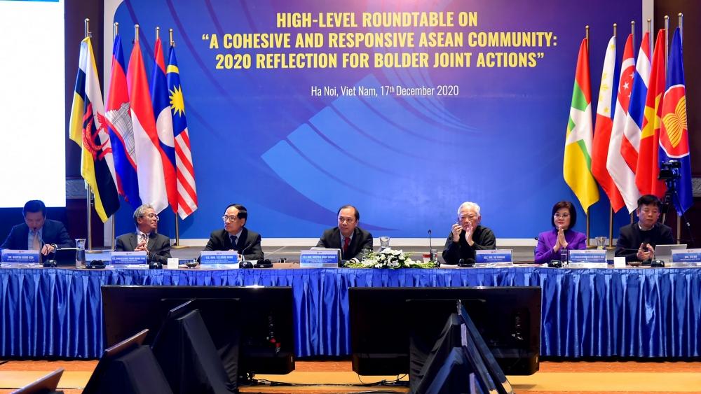 """Việt Nam đã linh hoạt, sáng tạo, chủ động và phát huy vai trò """"nòng cốt"""" trong ASEAN"""