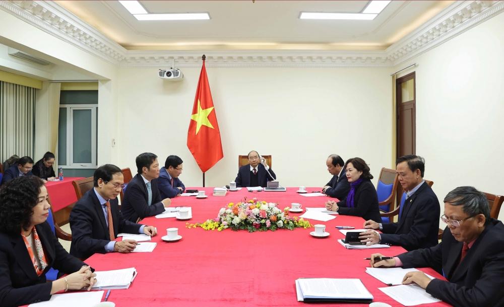 Tổng thống Donald Trump khẳng định rất quý trọng đất nước và con người Việt Nam