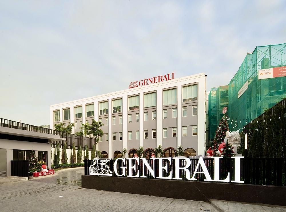 Generali Việt Nam khai trương Văn phòng trụ sở chính mới tại thành phố Hồ Chí Minh