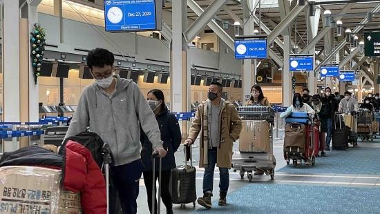 Thêm 4 chuyến bay đưa công dân Việt Nam về nước an toàn