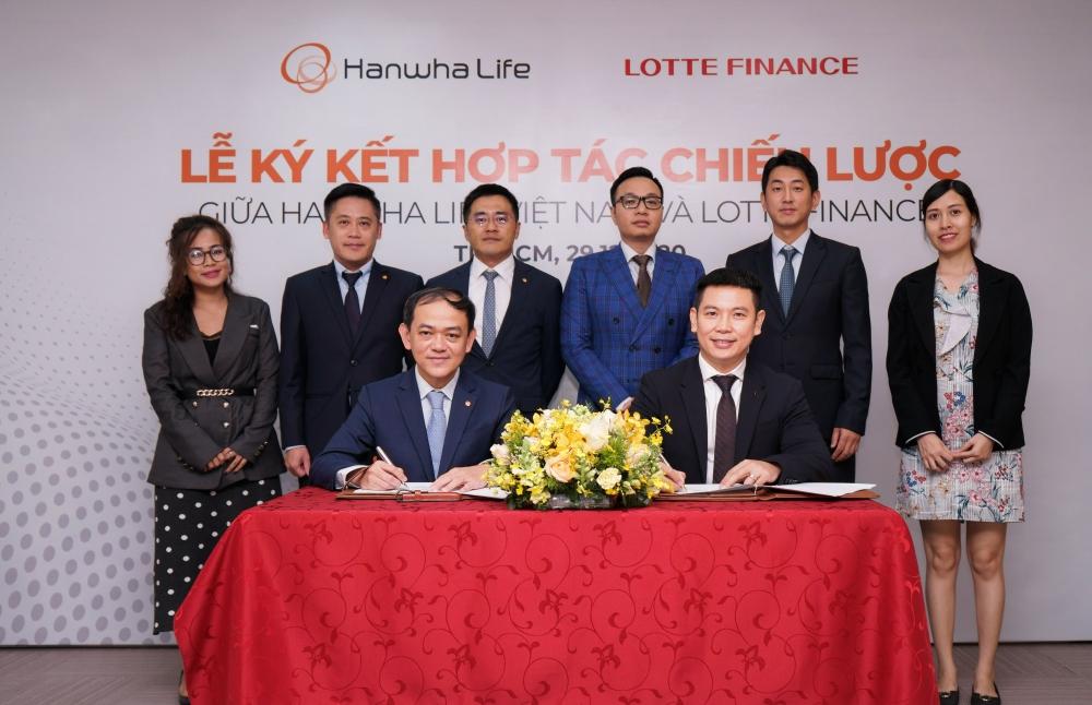 Hanwha Life Việt Nam đa dạng hóa kênh phân phối, mang lại nhiều giá trị cho khách hàng