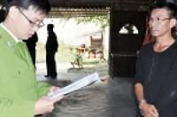 Quảng Nam: Công an triệt phá nhóm đòi nợ thuê khét tiếng