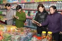 Tăng cường kiểm tra an toàn  vệ sinh thực phẩm