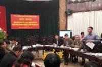 LĐLĐ quận Cầu Giấy tổng kết công tác công đoàn năm 2013