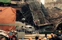 Vụ sập giàn giáo đường sắt trên cao: Gửi công hàm tới ĐSQ Trung Quốc