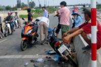 60 vụ tai nạn trong ngày nghỉ lễ thứ 2