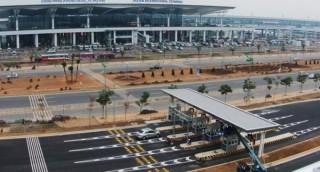Ga hàng không hiện đại nhất Việt Nam nhìn từ flycam