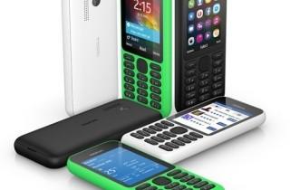 Nokia giới thiệu điện thoại chỉ hơn 600.000 đồng có kết nối Internet