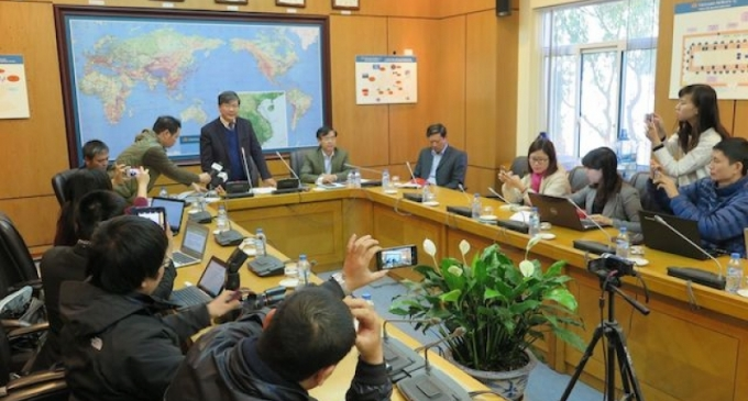 Vietnam Airlines họp báo trước tình trạng nhiều phi công nghỉ việc
