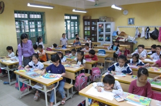 """Hà Nội: 98 giáo viên đoạt giải """"Nữ giáo viên sáng tạo năm 2014"""""""