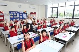 Vinschool công bố tuyển sinh từ mầm non đến trung học phổ thông