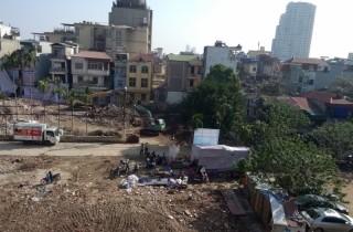 Dự án xây dựng Trường tiểu học Chu Văn An còn nhiều bất cập!