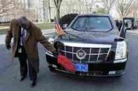Tò mò về siêu xe của Obama