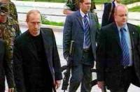 Ông Putin được bảo vệ như thế nào?