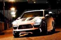 Porsche Cayenne II Sports Line Black Bison Edition