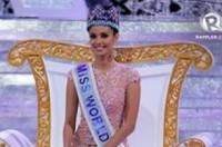 Vì sao Philippines bội thu trong các cuộc thi nhan sắc