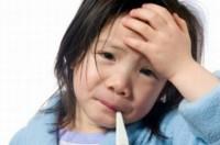 Bệnh cúm ở trẻ, không thể lơ là