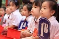 Hà Nội: tuyển sinh đầu cấp cơ bản vẫn như trước
