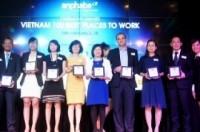 100 nơi làm việc tốt nhất Việt Nam