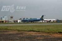 Sân bay Cát Bi hủy hàng loạt chuyến bay
