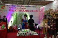 Siêu thị Big C tổ chức hội thi ' Tiếng hát công đoàn viên'