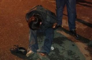 CSGT vây bắt đối tượng cướp giật tài sản