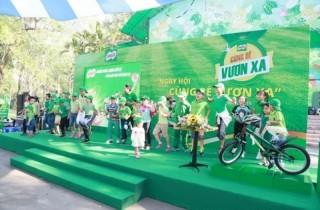 """Nestlé MILO tổ chức ngày hội """"Cùng bé vươn xa"""""""