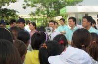 CĐ các khu công nghiệp và chế xuất Hà Nội: Điểm tựa của người lao động