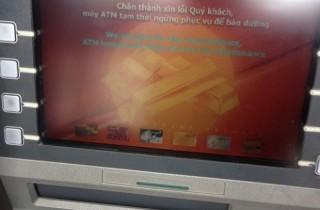 Sát Tết lại lo ngay ngáy chuyện đi rút tiền ở cây ATM