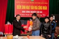 LĐLĐ Thành phố Hà Nội: Sôi nổi các hoạt động đầu năm  2015