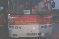 Trên 700 CN khu CN Quang Minh được về quê ăn Tết bằng xe miễn phí