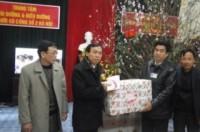 Các cấp công đoàn TP. Hà Nội thăm hỏi, tặng quà hơn 10.000 CNVCLĐ