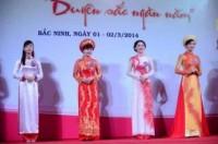 """25 thí sinh tham gia Chung khảo """"Người đẹp Kinh Bắc 2014"""""""