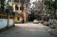 Bán nhà 3,8 tỷ mặt ngõ 54 Nguyễn Chí Thanh, Đống Đa 35m2, ô tô đỗ cửa.