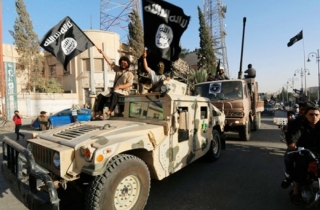 IS sẽ sụp đổ nếu không mở rộng lãnh thổ