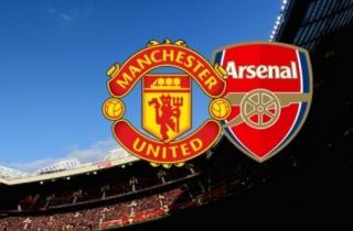Man Utd - Arsenal: Ác mộng bắt đầu