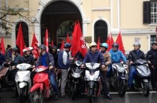 Đoàn khối cơ quan TP Hà Nội ra quân Tháng Thanh niên