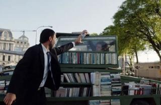 """Ý tưởng """"độc"""" - biến xe thành thư viện di động kỳ lạ nhất thế giới"""