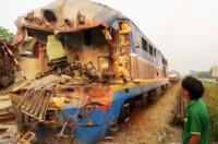 23 tỷ đồng là con số thiệt hại ban đầu sau vụ TNGT đường sắt ngày 10-3