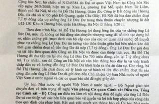 """Một Việt Kiều """"trắng tay"""" vì bị lừa mua đất """"ảo"""""""