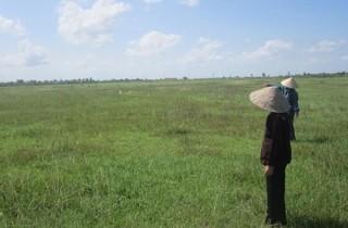 Nhiều KCN bị thu hồi đất  do không có nhà đầu tư thuê