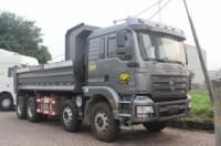 Xe tải tự đổ SHACMAN, đột phá về thiết kế ngăn chặn quá tải!
