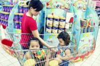 Công bố giá trần 10 sản phẩm sữa cho trẻ em dưới 6 tuổi