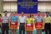 Hơn 200 VĐV tham gia giải cầu lông CNVCLĐ- LLVT quận Bắc Từ Liêm
