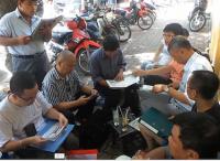 Độc đáo chợ tem 160 Triệu Việt Vương.